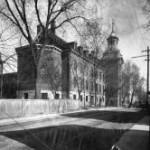 L'institution d'enseignement vers 1902.