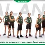 équipe basketball