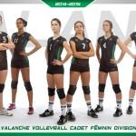équipe volleyball