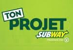 projet subway