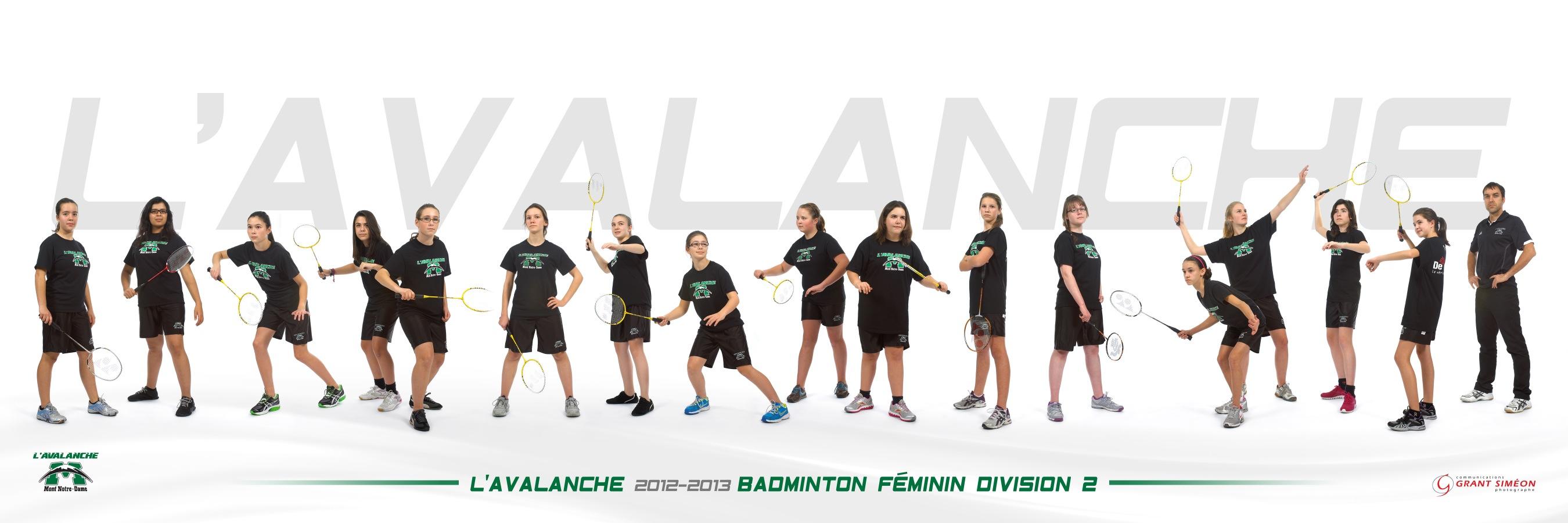 badminton division 2