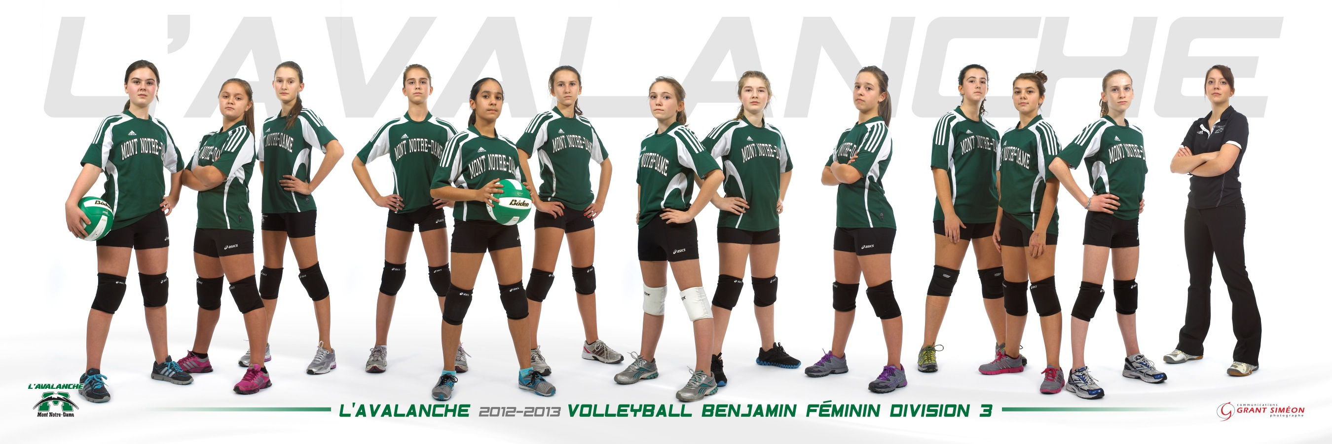 volleyball benjamine division 3