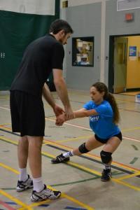 concentration volley