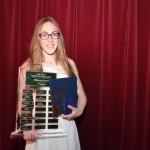 Athlète de l'année volleyball Mikaëlle Fleury