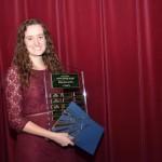 Distinction sportive escrime Sabrina Plante